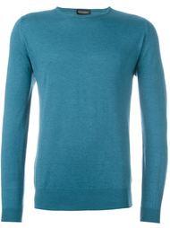 свитер плотной вязки John Smedley