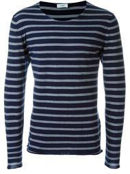 свитер в полоску Closed