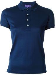 классическая футболка-поло   Ralph Lauren Black