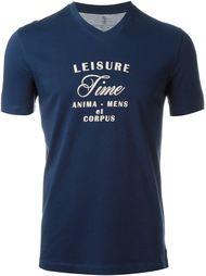 футболка c V-образным вырезом   Brunello Cucinelli