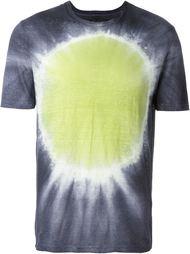 футболка с принтом тай-дай Etro