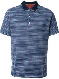 футболка-поло с принтом  Missoni