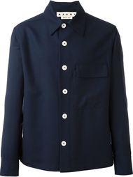 легкая куртка свободного кроя Marni