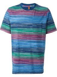футболка с абстрактным принтом   Missoni