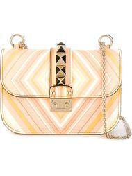 сумка на плечо 'Glam Lock Native Couture' Valentino Garavani