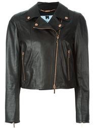 классическая байкерская куртка Blumarine