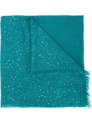 шарф с пайетками Faliero Sarti
