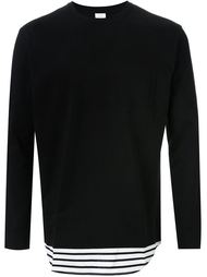 футболка с длинными рукавами  Mr. Gentleman