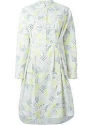 платье-рубашка с принтом  Paul By Paul Smith