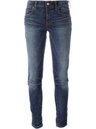 джинсы с логотипом  Vivienne Westwood Anglomania