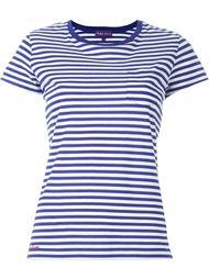 полосатая футболка  Ralph Lauren Purple