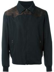 куртка с зебровым узором Lanvin