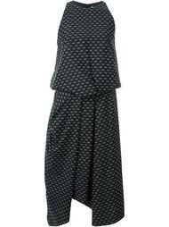 драпированное платье Chalayan