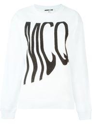 толстовка с логотипом 'McQ Photocopy' McQ Alexander McQueen