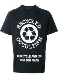 футболка 'Occultism' Yang Li
