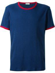 футболка с контрастной окантовкой  Melindagloss