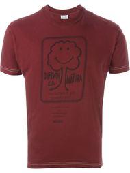 футболка с графическим принтом Moschino Vintage