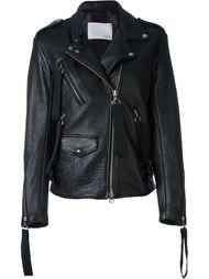 куртка с декоративными молниями Matthew Miller