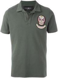 футболка-поло 'Mexican Skull'  Hydrogen