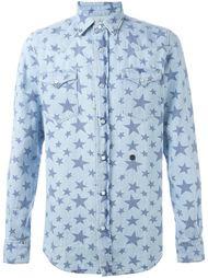 рубашка  с принтом звезд  Hydrogen