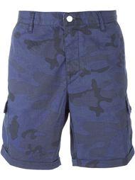 'LTD' camouflage chino shorts Hydrogen
