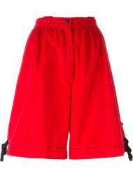 широкие шорты Thierry Mugler Vintage