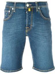 джинсовые шорты кроя слим Jacob Cohen