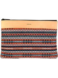 'Traffic' clutch bag Yoshio Kubo