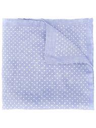 нагрудный платок в мелкий горох  Fashion Clinic