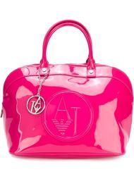 средняя сумка-тоут с логотипом  Armani Jeans