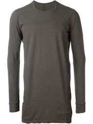 футболка с длинными рукавами  'Geo' Rick Owens DRKSHDW