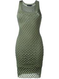 вязаное платье  Alexander Wang