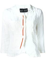 блузка с вышивкой  Armani Jeans