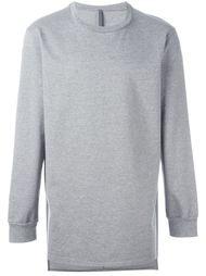 свитер с разрезами по бокам Kazuyuki Kumagai