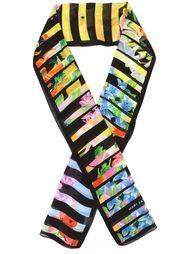 шарф с цветочным принтом Mary Katrantzou