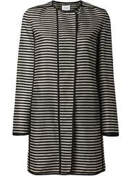 пальто с потайной молнией  Akris Punto
