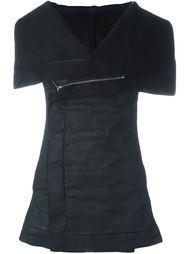 джинсовый жилет 'Sleeveless' Rick Owens DRKSHDW