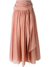 юбка с поясом  Forte Forte