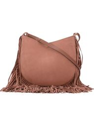 fringed hobo shoulder bag  Tory Burch