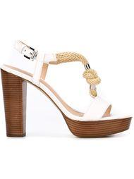 rope platform sandals Michael Michael Kors