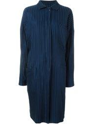 пальто свободного кроя Versace Vintage