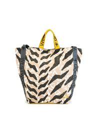 сумка-тоут с зебровым принтом  Vivienne Westwood Anglomania