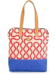 сумка-тоут с принтом Vivienne Westwood Anglomania