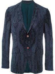 """пиджак с принтом """"пейсли"""" Etro"""