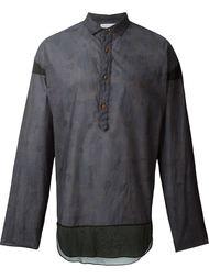 рубашка с принтом Kolor