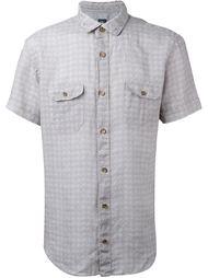 рубашка с короткими рукавами Eleventy