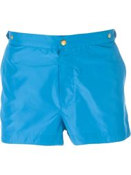 front button swim trunks Eleventy