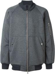 двухсторонняя куртка-бомбер  Odeur