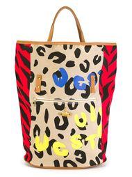 сумка-тоут с принтом логотипа Vivienne Westwood Anglomania