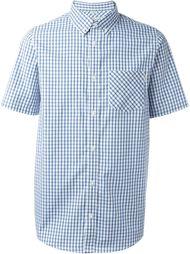 клетчатая рубашка с короткими рукавами Carhartt